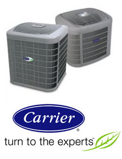 Service Doctors - Carrier Heat Pumps